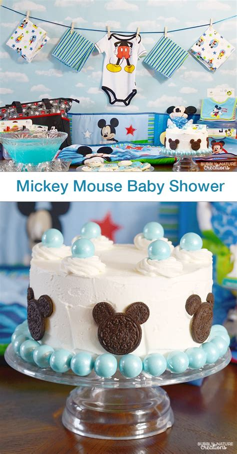 Mickey Mouse Decorations For Baby Shower - mickey mouse baby shower sprinkle some