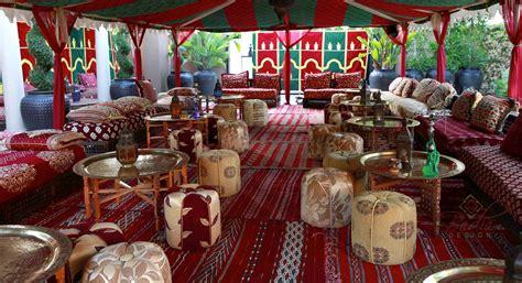 ambiente arabe eventomice restaurantes planos boda