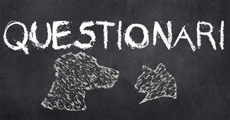 Test Comportamentali - i questionari comportamentali borrione