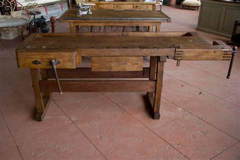 Altes Holz Bearbeiten by Antique German Woodworker S Bench At 1stdibs