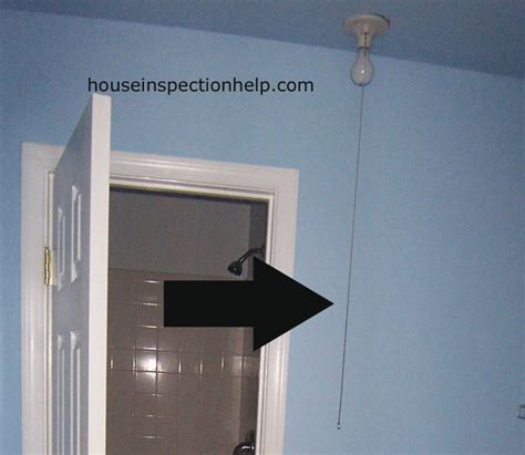 pull string light switch
