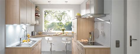cuisines petits espaces cuisine ixina en bois cette cuisine modèle mango