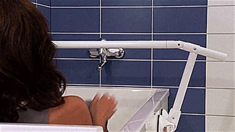 mobeli  versatile bathroom support  seniors   disabled