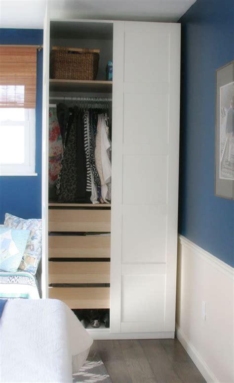 ikea pax wardrobe small bedroom small closets