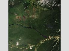Earth from Space 'Meeting of waters' Observing the