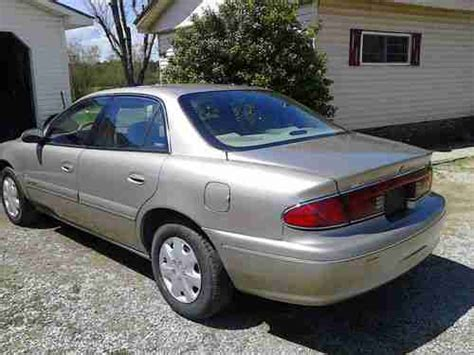 2001 Buick Century Transmission purchase used 2001 buick century custom sedan in vinemont