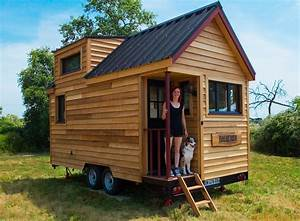 La Tiny house Baluchon Présentation YouTube