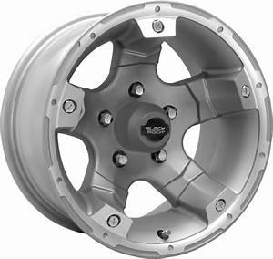 Black Rock Viper Series 900 Wheels In Tungsten For 55