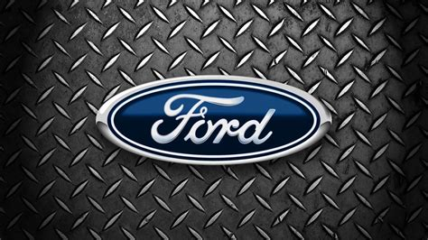 Ford Car Brand Logo 1920x1080 - 9to5 Car Wallpapers