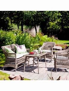 Salon De Jardin Taupe : salon de jardin bas georgia garden taupe sika design salons de jardin complets jardin concept ~ Teatrodelosmanantiales.com Idées de Décoration