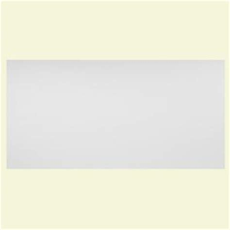 Genesis Ceiling Tiles Home Depot by Genesis 2 Ft X 4 Ft Smooth Pro Lay In Ceiling Tile 745