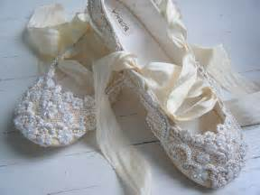 Champagne Shoes Wedding Ballet Flats