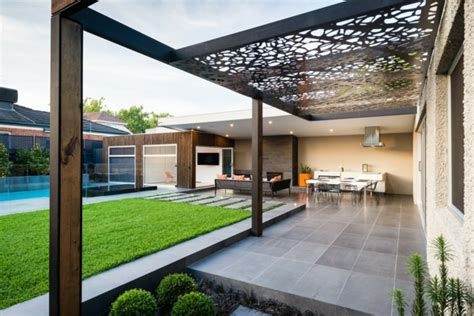 terrassenueberdachungen die einen kompfortablen platz
