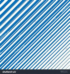 Blue Diagonal Stripe Background Vector Lines Stock Vector ...