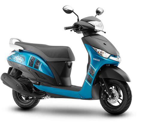 Yamaha Alpha Scooter - Features, Mileage, Colors, Price