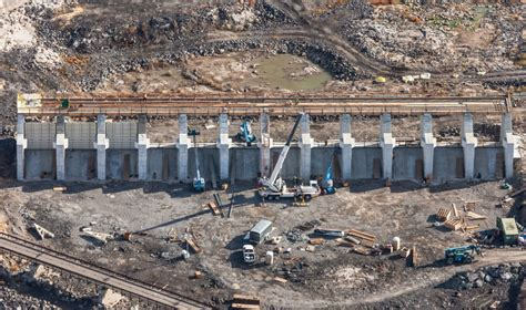 Minidoka 1 South Gated Spillway Gate Installation - RSCI Group