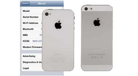 imei number on iphone how to find your iphone imei number