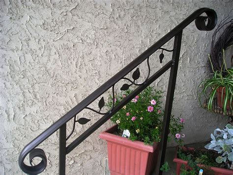 Outdoor Hand Railings