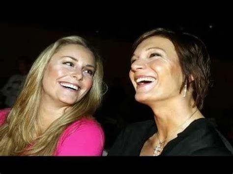Lindsey Vonn And Maria Riesch Youtube