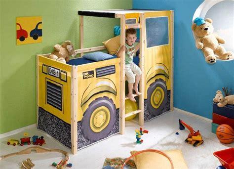 Thuka Digger Childrens Bed