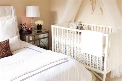 5 Ways to Make a Crib Work in Your Bedroom | Parenting ...