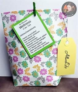 Geschenke Ideen Für Frauen : geschenke f r frauen 30 minuten wellness in der t te alles liebe ein designerst ck von ~ Eleganceandgraceweddings.com Haus und Dekorationen