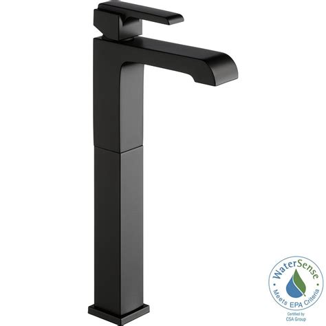 delta ara faucet delta ara single single handle vessel bathroom faucet