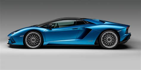 2018 Lamborghini Aventador S Roadster On Sale From