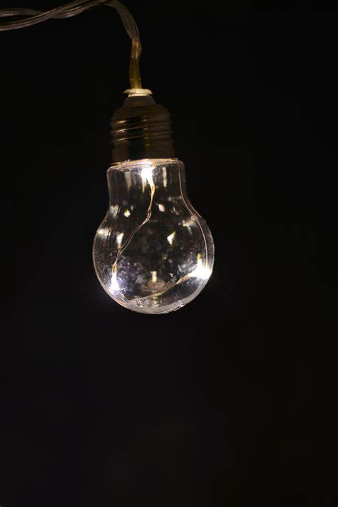 edison bulb string lights indoor edison bulb led string lights 20ct 9ft clear cord