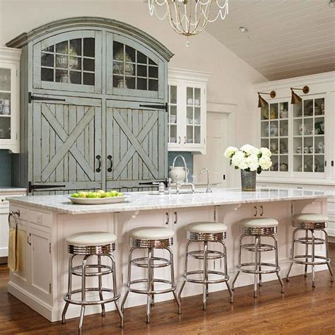 barn door style kitchen cabinets herbed mustard marinade recipe islands style and cabinets 7598
