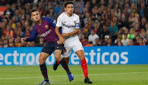 Barcelona vs Sevilla HOY EN VIVO: por cuartos de final de ...
