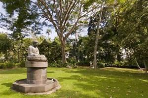the best botanical gardens on oahu