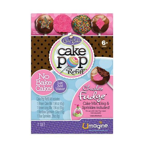 Cake Pops Refill Cake Pops Maker Very Vanilla Toys