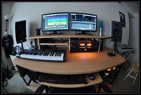 monter ordinateur de bureau enregistrer en home studio le matériel nécessaire