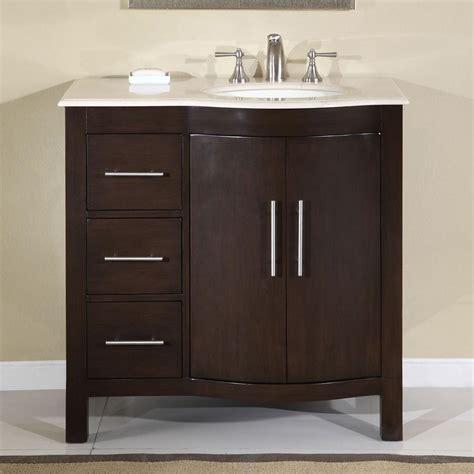 silkroad exclusive  single  sink cabinet cream