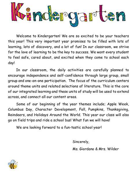 welcome to kindergarten letter 1 island prep 771 | Welcome to Kindergarten Letter 1