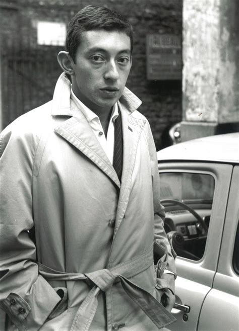 50 years ago, the artist released histoire de melody nelson. Icone de mode #7 : Serge Gainsbourg