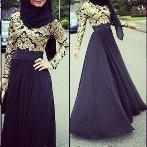 muslim evening dresses images  pinterest hijab
