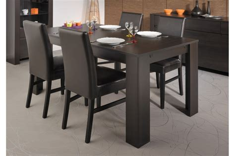 table a manger wenge table salle a manger wenge