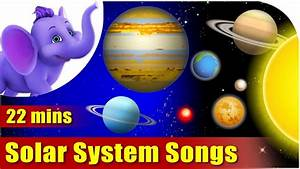 Songs on the Solar System in Ultra HD (4K)   Doovi
