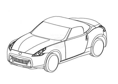 voiture de sport coloriage voiture porsche