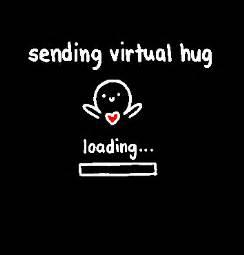 Sending Virtual Hug