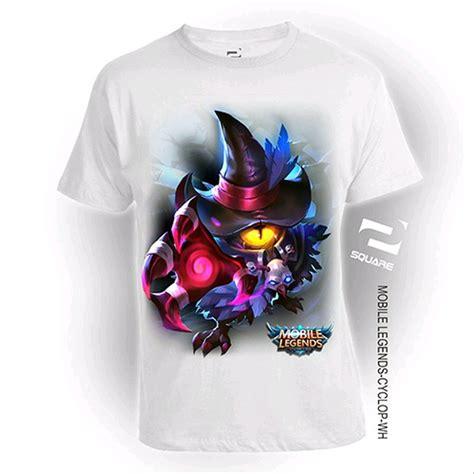 Kaos Baju Dota 3 jual baju 3d kaos 3d mobile legends cyclops kaos anak di