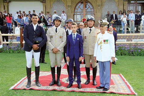concours de la garde royale marocaine 2016 dans sa