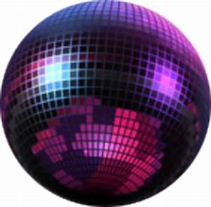 Purple Disco Ball | PSD Detail Images - Frompo