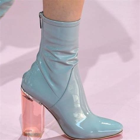 shoes blue wedges boots ankle boots pink tumblr aesthetic pretty cute wheretoget