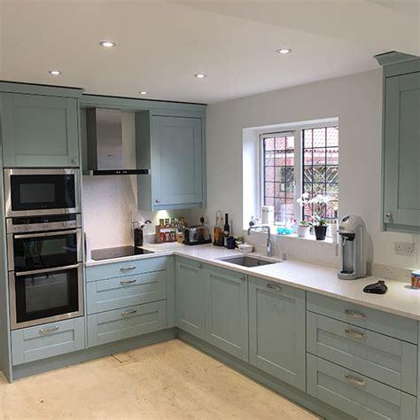 sherborne powder blue real kitchens design inspiration
