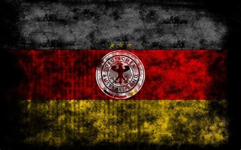 Deutsche fußballnationalmannschaft or die mannschaft) represents germany in men's international football and played its first match in 1908. Germany Flag Background   Team wallpaper, Germany football ...