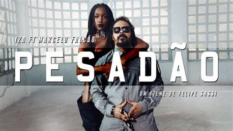 #Música: Iza anuncia novo single com o Falcão - Soda Pop