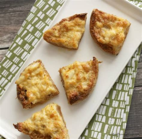 freeze ahead canapes recipes cheesy crabmeat canapes make ahead